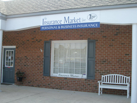 The Insurance Market Office Building